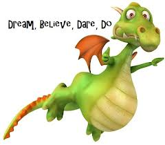 Dream Believe Dare Do