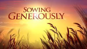 Generously