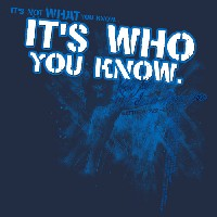 Its-Who-You-Know