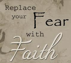 replace your fear