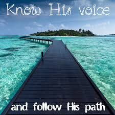 know his voice