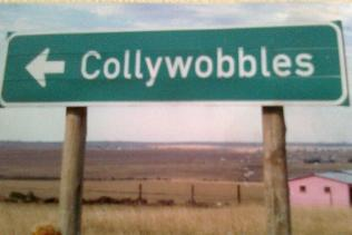 collywobbles