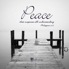 transcendent peace