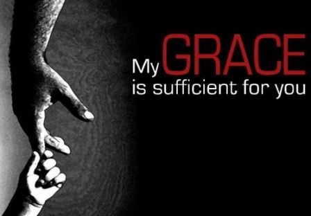 grace in weakness
