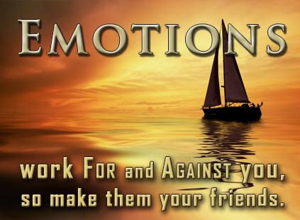 harness emotions