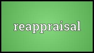 reappraisal