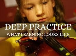 deep practice