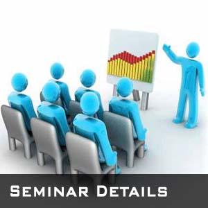 Seminar Details